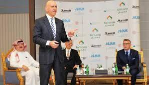 Marriott launched Tahseen, a hospitality training programme in UAE