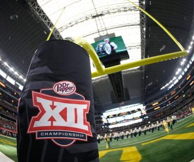 Big 12 sets college football schedule with nine conference games, one non-conference