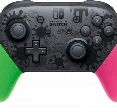All special edition Nintendo Switch Pro Controllers 2021