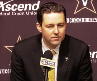 Vanderbilt fires basketball coach Bryce Drew after three seasons