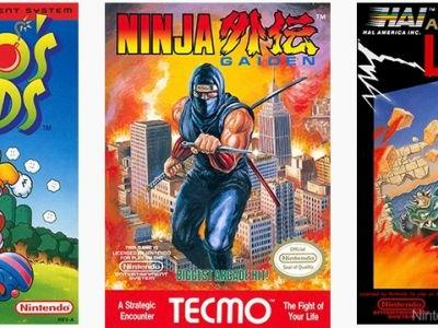 December NES Games For Nintendo Switch Online Releasing On 12th
