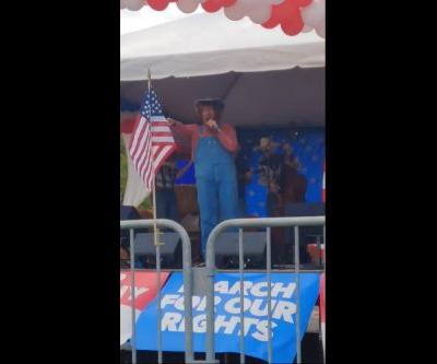 """Sacha Baron Cohen Crashes Far-Right Event, Has Crowd Sing Along About Injecting Obama, Fauci With """"Wuhan Flu"""""""