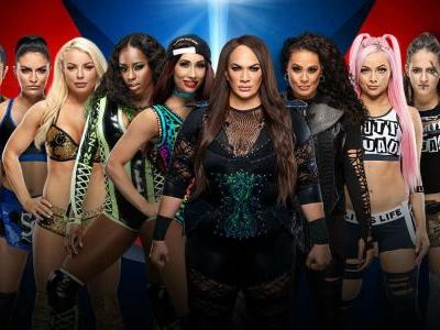 WWE Elimination Chamber: First Women's Tag Team Champions Crowned