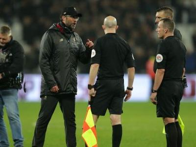 Jurgen Klopp charged by FA over Kevin Friend comments
