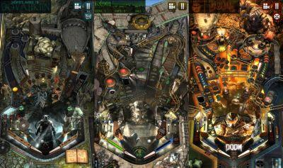 Bethesda Pinball is now available, featuring Elder Scrolls, Fallout, and Doom