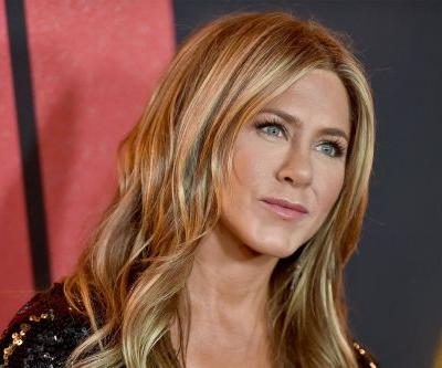 Jennifer Aniston's 50th birthday party packed with exes