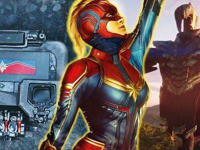Captain Marvel's Mid-Credits Scene Was Directed by the Russos