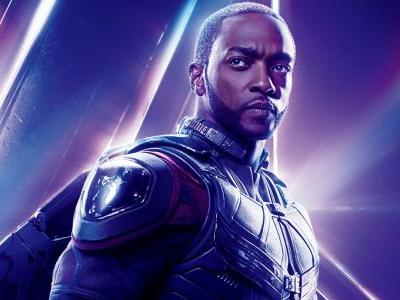Anthony Mackie Auditioned for The Mandarin in Iron Man 3