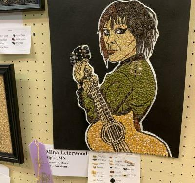 Lizzo, Prince, Freddie Mercury, and more music tributes in Minnesota State Fair crop art 2019