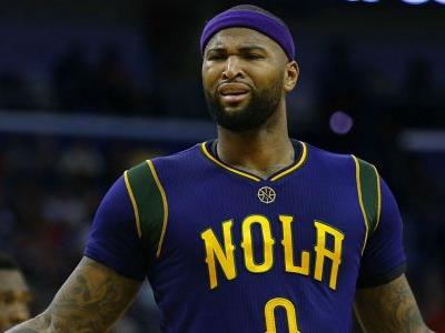 NBA fines DeMarcus Cousins for 'inappropriate language' toward fan
