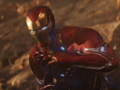 Here Are Some Callbacks in INFINITY WAR to IRON MAN and GUARDIANS OF THE GALAXY
