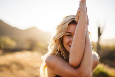 I'm A Yoga Teacher Who Used To Binge-Eat. Here's How I Finally Made Peace With My Body