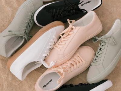 Like Every Other Fashion Brand, Madewell Designed a Pair of Sneakers