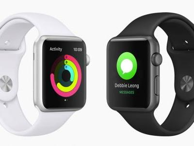New Apple patent suggests a future Apple Watch could have an always-on mode
