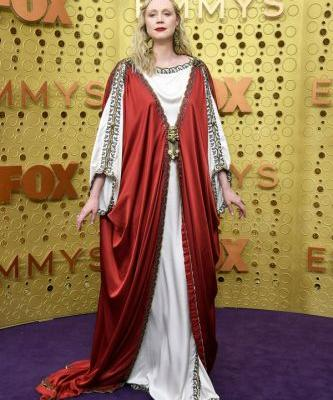 Gwendoline Christie Hit The Emmys Red Carpet And We Are Not Worthy