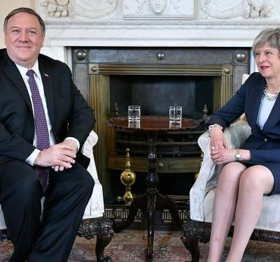 Trump's secretary of state warned Britain and savaged China in a stinging attack on Huawei