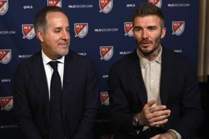 Beckham's Miami MLS team to kick off after 7 years of twists