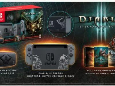 Nintendo Unveils Diablo 3: Eternal Collection Bundle For The Switch