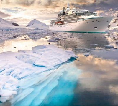 Go Small, Go Far with Crystal Cruises