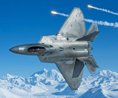 US F-22s came face to face with Russia's top fighter over Alaska and were at a major disadvantage