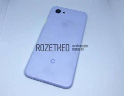 """Pixel 3a could come with """"Iris"""" Purple color, 64GB storage"""