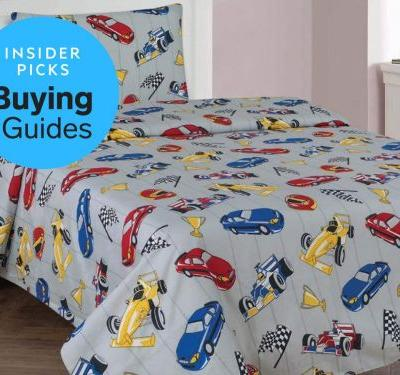The best sheets you can buy for kids