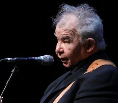 Influential songwriter John Prine in critical condition with coronavirus symptoms