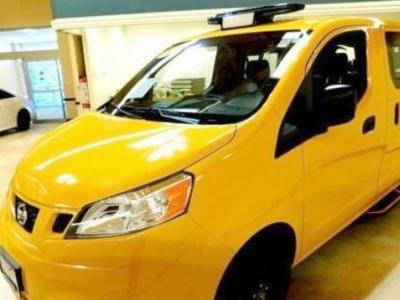 At $14,777, Could This 2014 Nissan NV200 Taxi be an Uber-Good Deal?