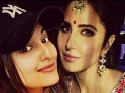 Sonakshi Sinha cries for help with Katrina Kaif. Watch the brutal workout video
