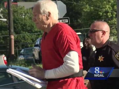 Judge denies Sandusky new trial in child sex abuse case
