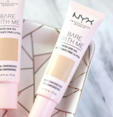 NYX Bare With Me Tinted Skin Veil Review