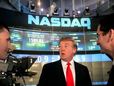 Trump spent his first year in office bashing the 'failing New York Times' - here's how its shares have done since his inauguration