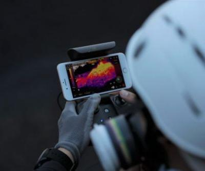 Parrot's Anafi Thermal is a $1,900 drone for rescuers, architects, and the energy industry
