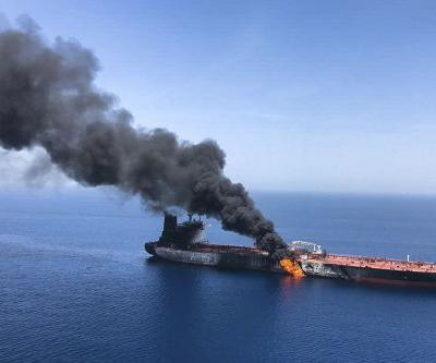 Tankers targeted near Strait of Hormuz amid U.S.-Iran tensions