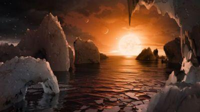 Numerous 'Earth-sized' exoplanets discovered orbiting a nearby star
