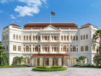 The 10 best hotels to stay at in Singapore