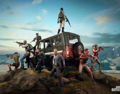 PUBG's event mode this weekend, Dodgebomb, is for lovers of grenade spam