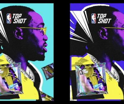 Quavo Teams up With NBA Top Shot for Exclusive Finals Pack