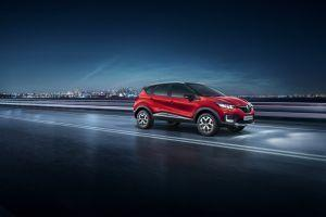 Renault Captur Gets A New Colour Option Benefits Worth Rs 81000