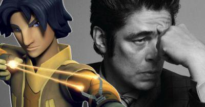 Is Benicio Del Toro Paying This Star Wars Rebels Character in