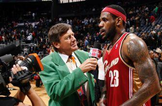 Craig Sager honored with Basketball Hall of Fame media award