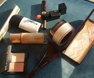 Late Summer Newness Including the Hair Ritual Volume Spray, Kosas Tinted Face Oil, Sisley-Paris Phyto Lumiere and Laura Mericer Setting Powder in Glow