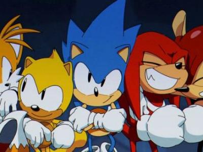 New Sonic Mania Plus Characters Won't Appear in Modern Sonic Games
