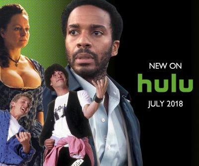 What's New To Hulu July 2018: 'Castle Rock,' 'Harlots,' 'Bill & Ted's Excellent Adventure' And More