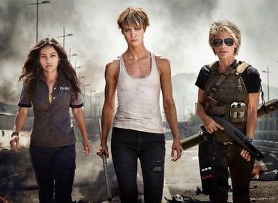 Terminator: Dark Fate's new assassin is front and center in latest movie poster