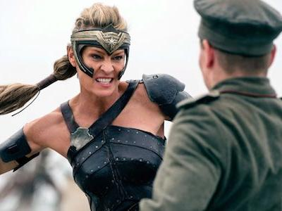 Looks Like Robin Wright Is Returning For Wonder Woman 1984