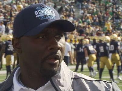 Autry Denson named Head Football Coach at Charleston Southern