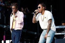 Future & Young Thug Dropping 'Superslimey' Collaboration at Midnight