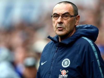 Chelsea boss Sarri charged by FA after late dismissal vs. Burnley