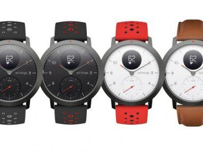 Withings Steel HR Sport puts fitness tech in a sleek analog design